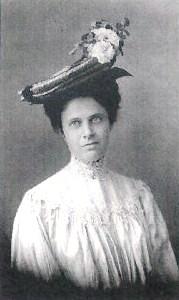 Clara Goddard.Photo 6108 MOHAI